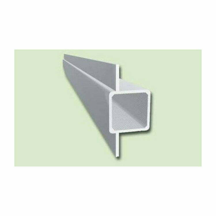 aluminiumprofil vierkant 2 steg 15mm 180 dutch rana. Black Bedroom Furniture Sets. Home Design Ideas