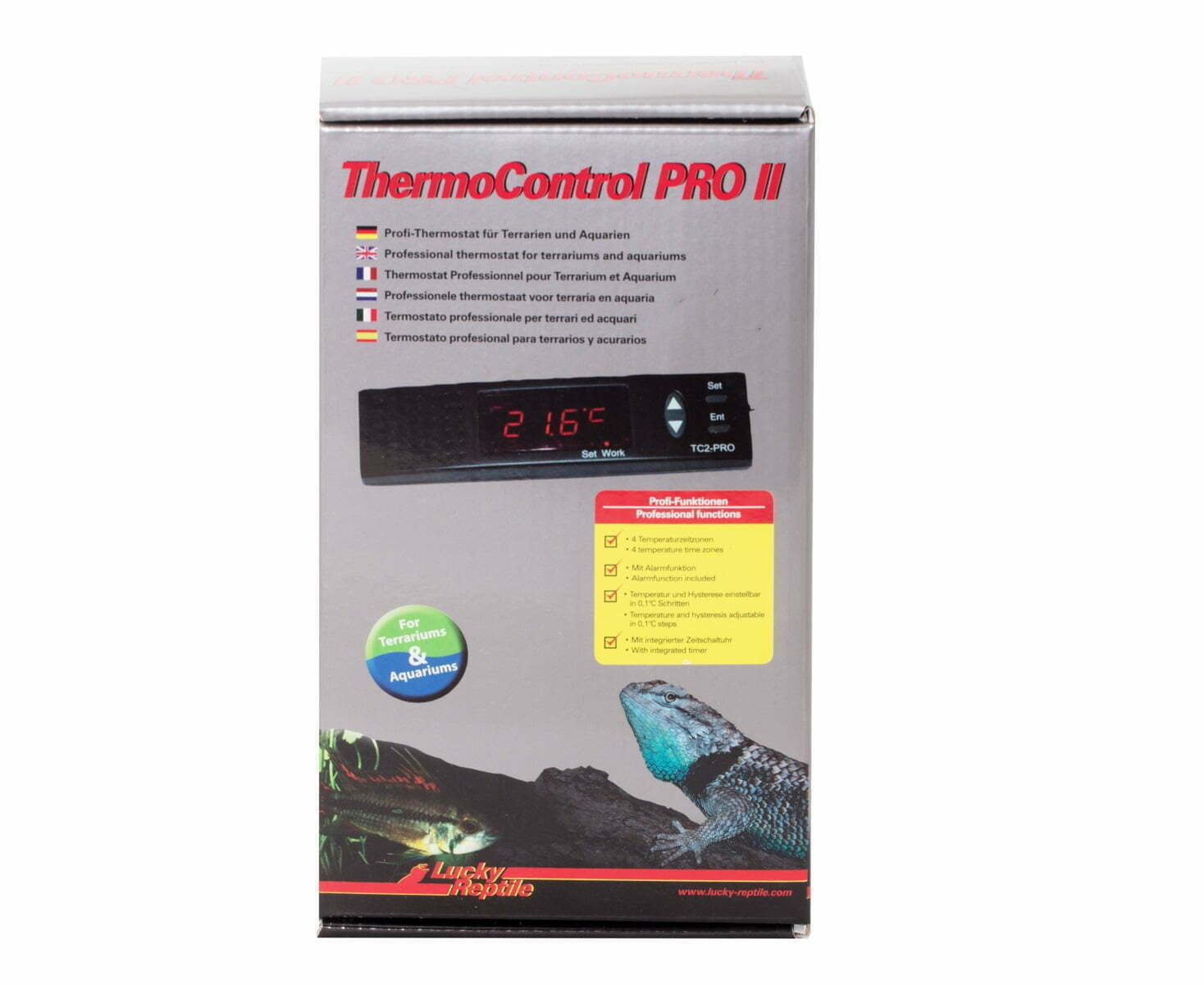 Lucky Reptile Thermo Control ProII thermostaat