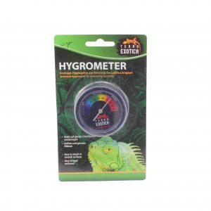 terra exotica hygrometer analog