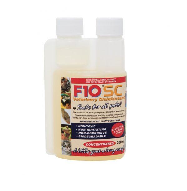 F10 SC Desinfectie middel concentraat